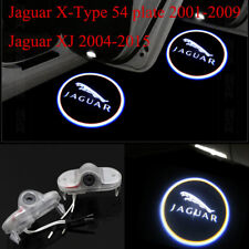 3D LED Laser Door Shadow Projector Lights for Jaguar X-Type 54 plate 2001-2009