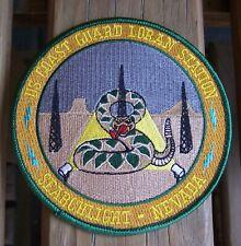New listing Us Coast Guard Patch Loran Station Searchlight Nevada
