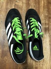 Adidas Mens Size 8 Soccer Cleats Worn Once