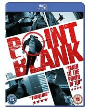 Point Blank Blu-ray (2011) *NEW & SEALED