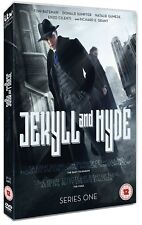 JEKYLL & HYDE 1 (2015): DOCTOR and MR - New Horrror TV Season Series - DVD UK