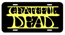 'Grateful Dead' ~ License Plate/Tag~car/truck ~ Phish/Pearl Jam/Jerry Garcia