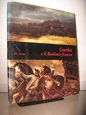 COURBET E IL  REALISMO FRANCESE  - MENSILI D'ARTE26 -   FABBRI EDITORI 1969