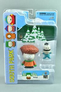 South Park Kyle Ike Series 2 Mezco Action Figure MOSC NEW Afro