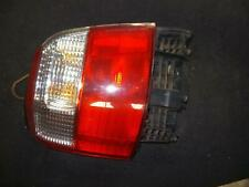 SUBARU FORESTER LEFT TAILLIGHT VIN JF2SF5..., 01/00-06/02 00 01 02