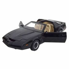 1982 Pontiac Trans Am K.I.T.T. from Knight Rider - TV Series 1:18 Mattel #BLY60