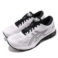 770091ce591b Asics Gel Kayano 25 White Black Men Running Training Shoes Sneakers  1011A019-101
