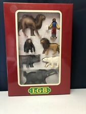 Vintage LGB 50270 Circus Animal Set G Scale