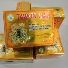 Original 5 Boxes of Tawon Liar Indonesian Herb Cholesterol