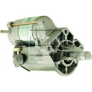 Remy 99602 Premium Starter For Select 87-90 Chrysler Dodge Plymouth Models