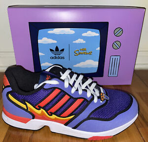 adidas ZX 1000 Simpsons Flaming Moes Size 11  H05790 Brand New