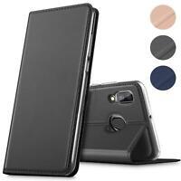 Handy Hülle für Samsung Galaxy A20e Book Case Schutzhülle Tasche Slim Flip Cover