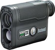 Bushnell Scout DX 1000 ARC 6x Magnification 1000 Yard Laser Rangefinder - Black