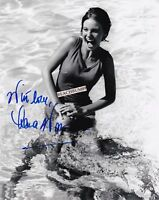 'Classic' - 'LANA WOOD' - Signed 8x10 B&W photo COA