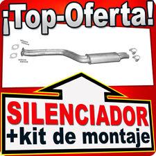 Silenciador Delantero BMW 3 E46 320 170HP 325 192HP 330 231HP i/Ci 2000-2007 EHK