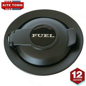 Fuel Gas Door Vapor Edition Matte Black for 2008-19 Dodge Challenger 68250120AA