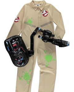 George Asda Ghostbusters Costume Size Mens Large