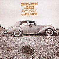 Delaney and Bonnie : On Tour With Eric Clapton CD (1993) ***NEW*** Amazing Value