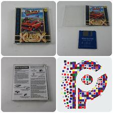 Road Blasters un Klassix jeu pour le COMMODORE AMIGA Ordinateur testé et de travail
