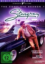 "4 DVDs * STINGRAY - STAFFEL / SEASON 1 # NEU OVP """
