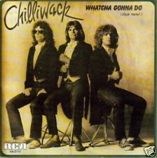 CHILLIWACK-WHATCHA GONNA DO SINGLE VINILO 1982