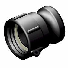 Raccord femelle S60x6 - coupleur à cames male 2'' IBC 1000L camlock adapter