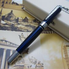 Jin Hao Business Office Writing Gift Pen blue Fountain pen Free Shipping