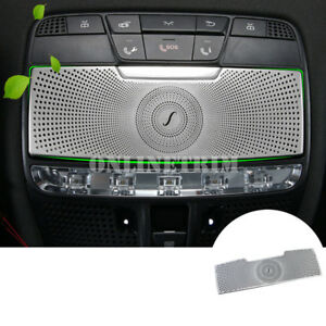 Inner Roof Front Reading Light Cover Trim For Benz E Class W213 2016-2021