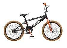 "Rooster Big Daddy Kids 20"" Wheel Freestyle BMX Bike Bicycle Gyro Black RS127"
