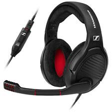 Sennheiser PC 373D Gaming-Headset (7.1 Surround-Sound) schwarz/rot usb Over Ear