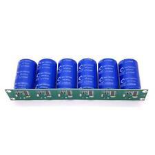 6pcs 16v 83f Super Farad Capacitor Single Row With Protection Board 27v 500