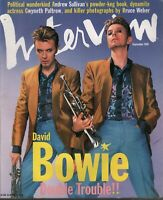Interview September 1995 David Bowie Andrew Sullivan Bruce Weber 090419AME