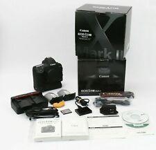 Canon EOS 1DX Mark II Digital SLR Camera USA model Premium Kit - EXTRAS