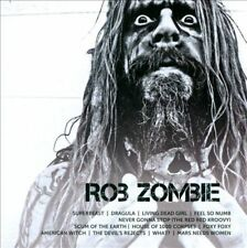 Icon by Rob Zombie (CD, May-2011, Geffen)Brand New