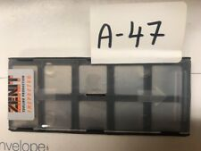 SPGN 633 Z04 ZENIT CARBIDE INSERTS TIN COATED 10 Pcs NEW ** FREE SHIPPING ***