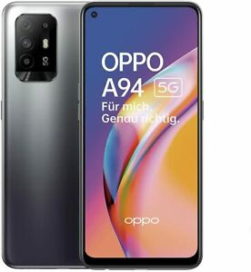 Oppo A94 128GB Dual-SIM fluid black Smartphone ohne Vertrag - Neu