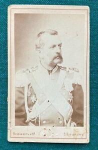 Antique Russian Imperial Vezenberg CDV Photo Grand Duke Vladimir Romanov