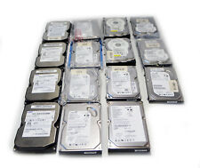 Lot 15 OEM Seagate Samsung WD Hitachi 80GB Hard Disk Drive 7200RPM Desktop HDD