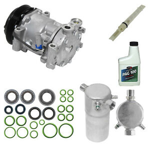 New A/C Compressor and Component Kit 1051442 - 15728631 Blazer S10 Jimmy Sonoma