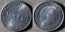 Netherland Antillen : 1954  1/10 G  CH.AU-UNC  #3   IR6191