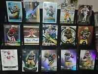Packers RC rookie auto refractor lot Eddie Lacy Aaron Ripkowski Kyle Murphy