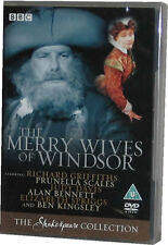 The Merry Wives Of Windsor - BBC Shakespeare DVD New