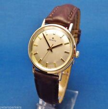 Zenith Mechanical (Hand-winding) Polished Round Wristwatches