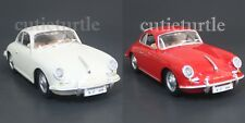 Bburago 1961 Porsche 356B Coupe 1:24 Diecast Model Toy Car 24079