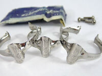 Campagnolo Brake Top Tube Cable Guides clips New Old Stock NOS