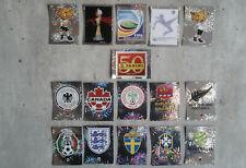 Panini WM 2011 Wappen und Intro/WM 2011 all Badges and Intro