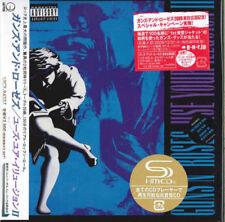 GUNS N' ROSES-USE YOUR ILLUSION II-JAPAN MINI LP SHM-CD Ltd/Ed G00