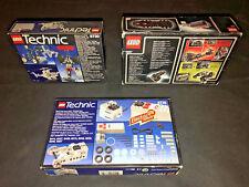 Lego Motor Bundle 8287 8720 8735 Misb Sealed 8421 8376 8475 8366 Raro Collezione