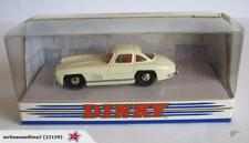 MERCEDES BENZ 300 SL GULLWING Dinky BIANCO 1:43