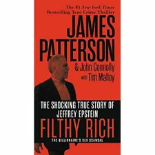 Filthy Rich: The Billionaire's Sex Scandal -­ The Shock - Paperback NEW Patterso